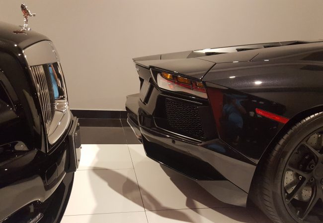 Caliber Refinishing and Repair Detail Cars